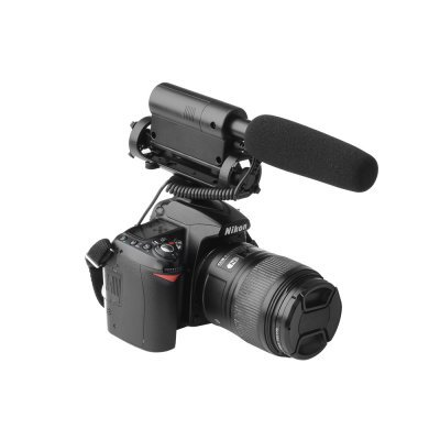 Canon Camera with  built in mic