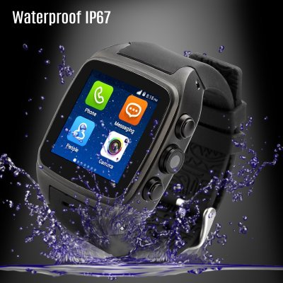 Smart watch phone waterproof