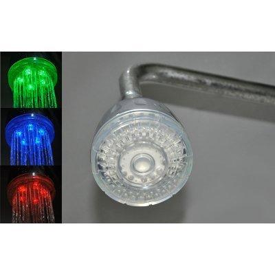 LED shower head light