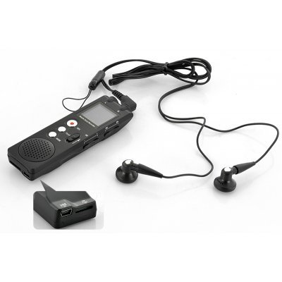 Bluetooth voice recorder/noise reduction