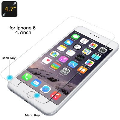 Iphone 6 and 6S temper glass