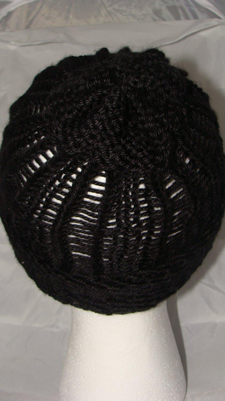 Adult black hat
