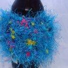 Fun funny blue bottle/can koozie