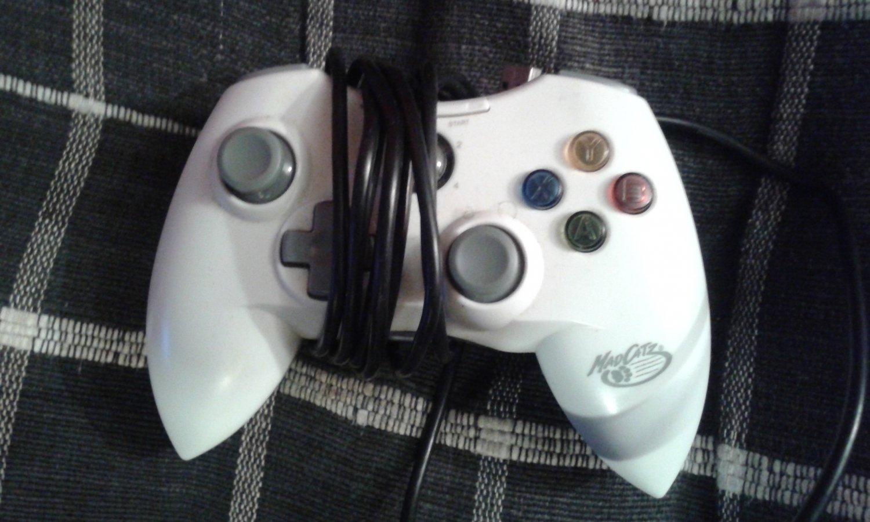 Mad Catz Xbox 360 Controller