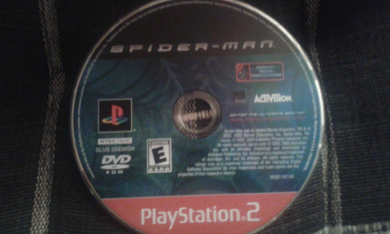 Spiderman (Playstation 2)