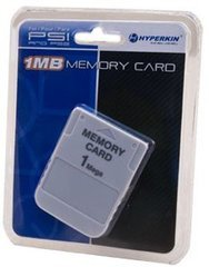 PS1 Memory Card *OUT OF STOCK*