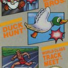 Super Mario Bros Duck Hunt World Class Track Meet