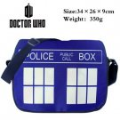 Doctor Who anime satchel shoulder bag