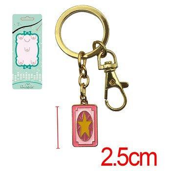 Card Captor Sakura anime key chain
