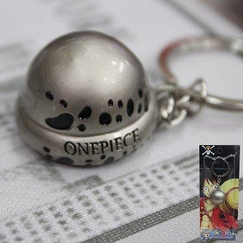 One Piece Law hat key chain *out of stock*