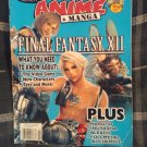 Classic Anime/Gaming Magazines( Final Fantasy Covers)