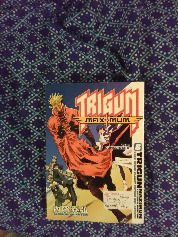 Trigun Maximum Manga