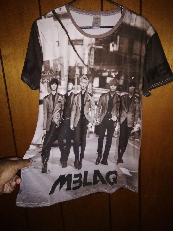 MBLAQ (KPOP) Tshirt