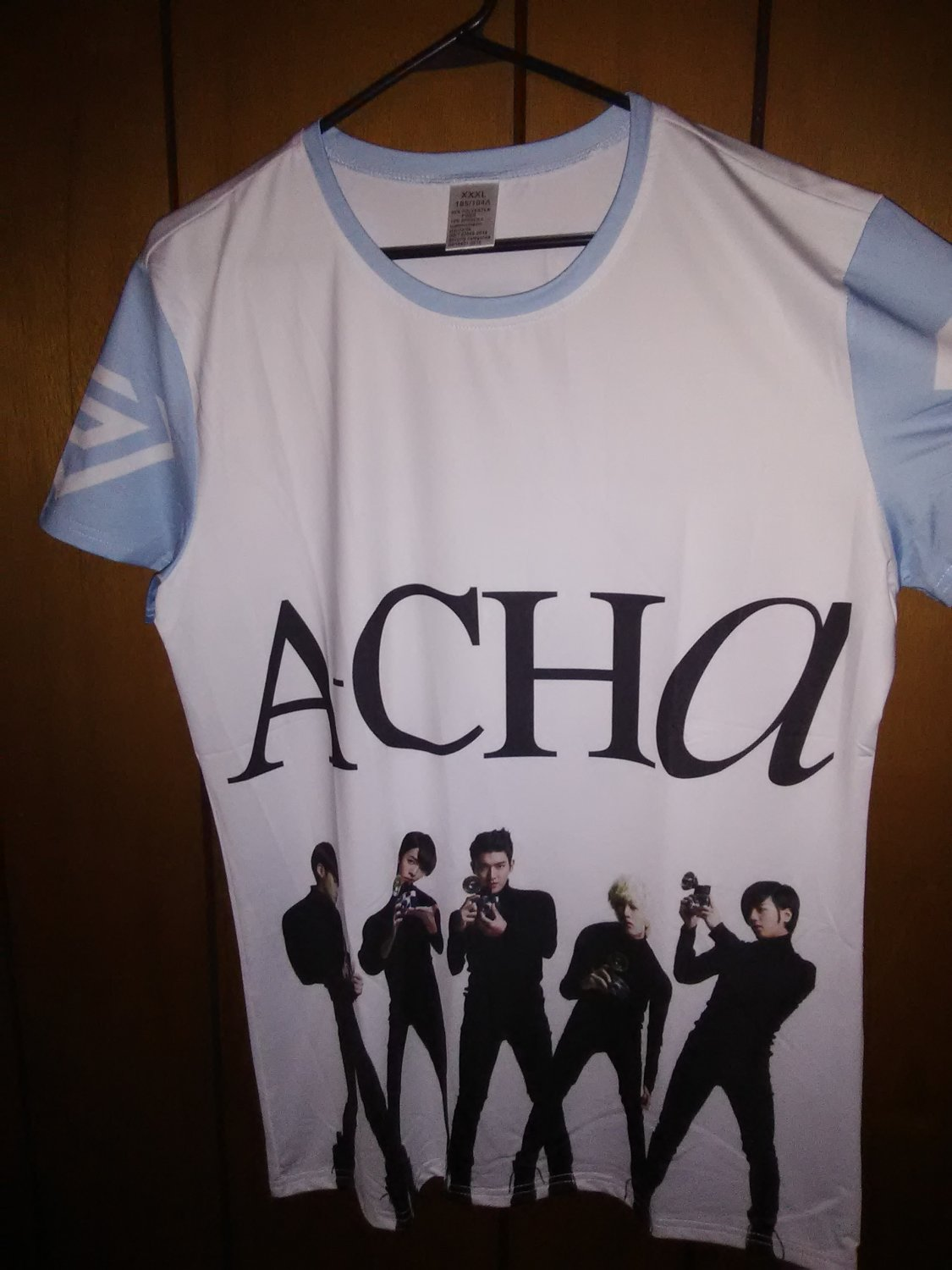 Super Junior (KPOP) Tshirt *Out Of Stock*