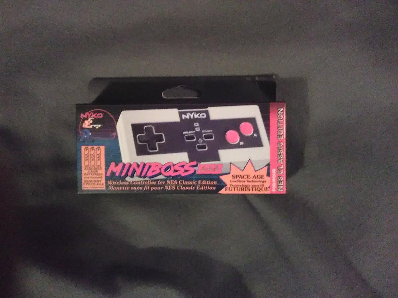 Nyko Wireless NES Classic Controller