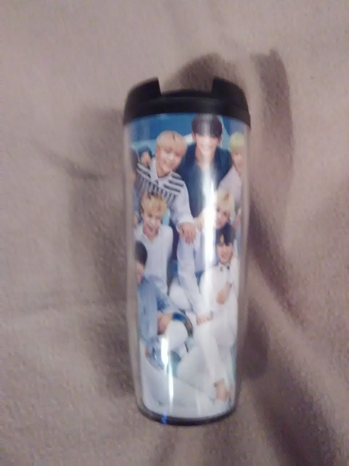 Seventeen (kpop) Insulated Cup