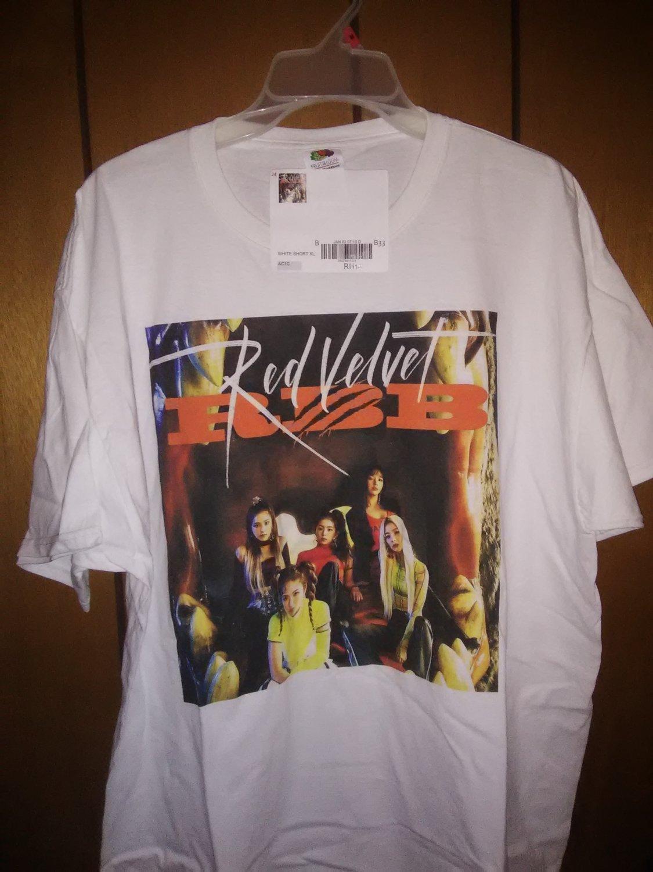 Red Velvet (kpop) Tshirt *Out of Stock*