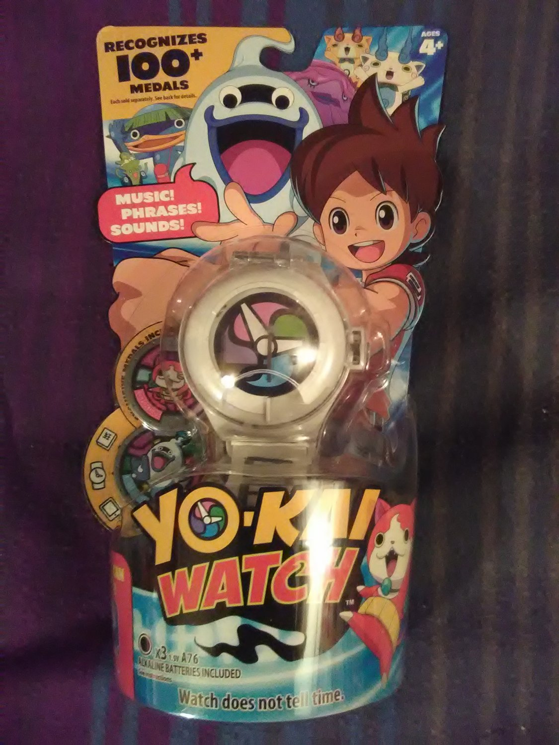 Yo Ki Watch Set