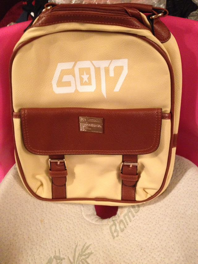 Got7 Backpack