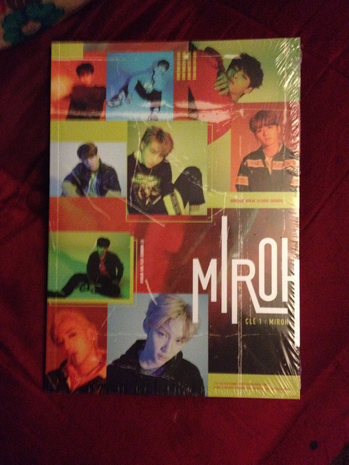 Stray Kids: MIROH (MINI ALBUM)