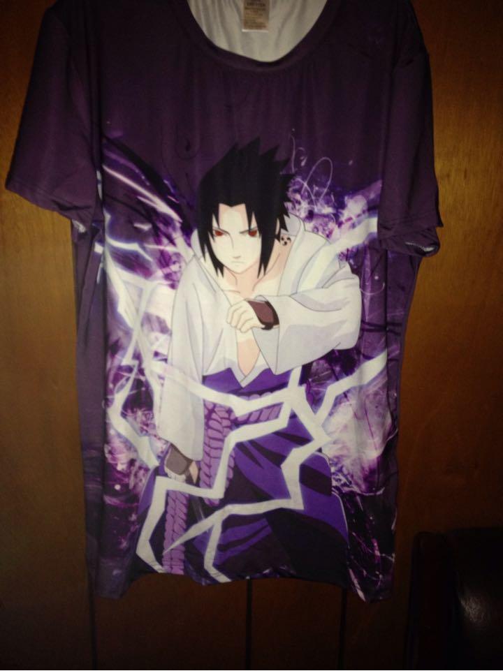 Sasuke Uchiha Tshirt