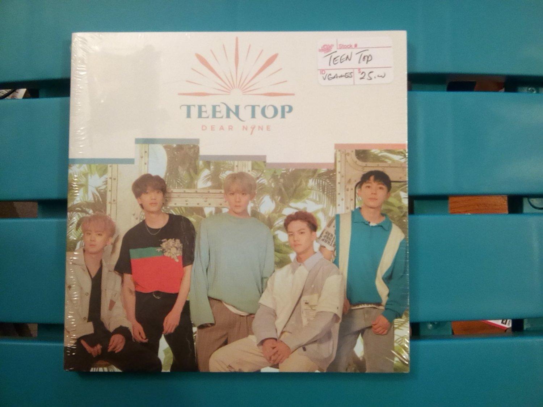 Teen Top- Dear N9ne
