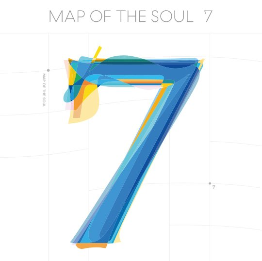 BTS: Map Of The Soul: 7 *Out of Stock*