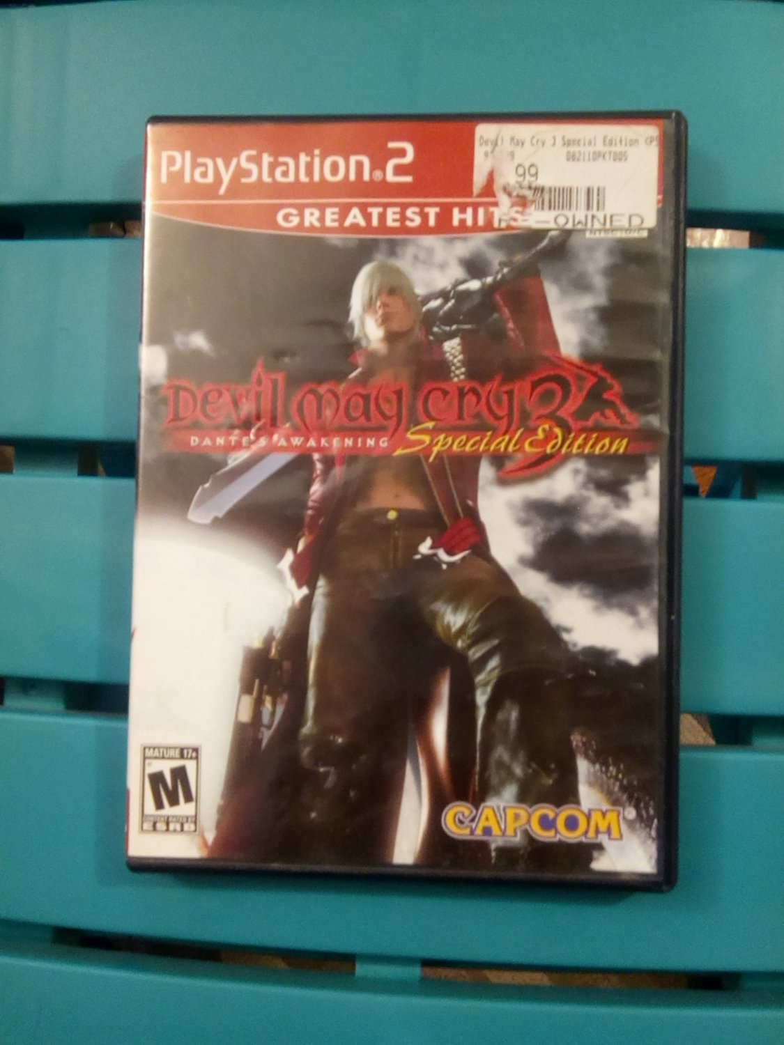 Devil May Cry 3 [Special Edition}