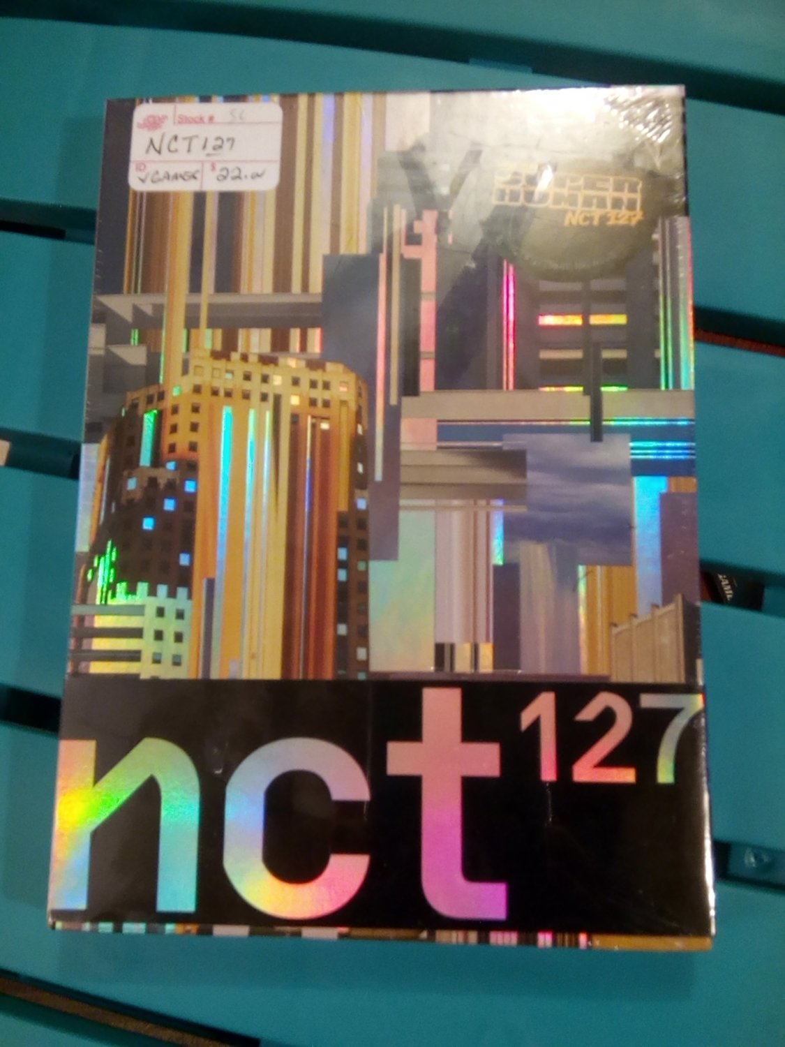 NCT 127: We Are Super Human