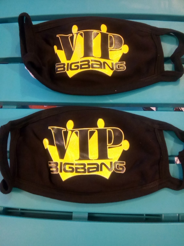 Big Bang(kpop) Face Mask