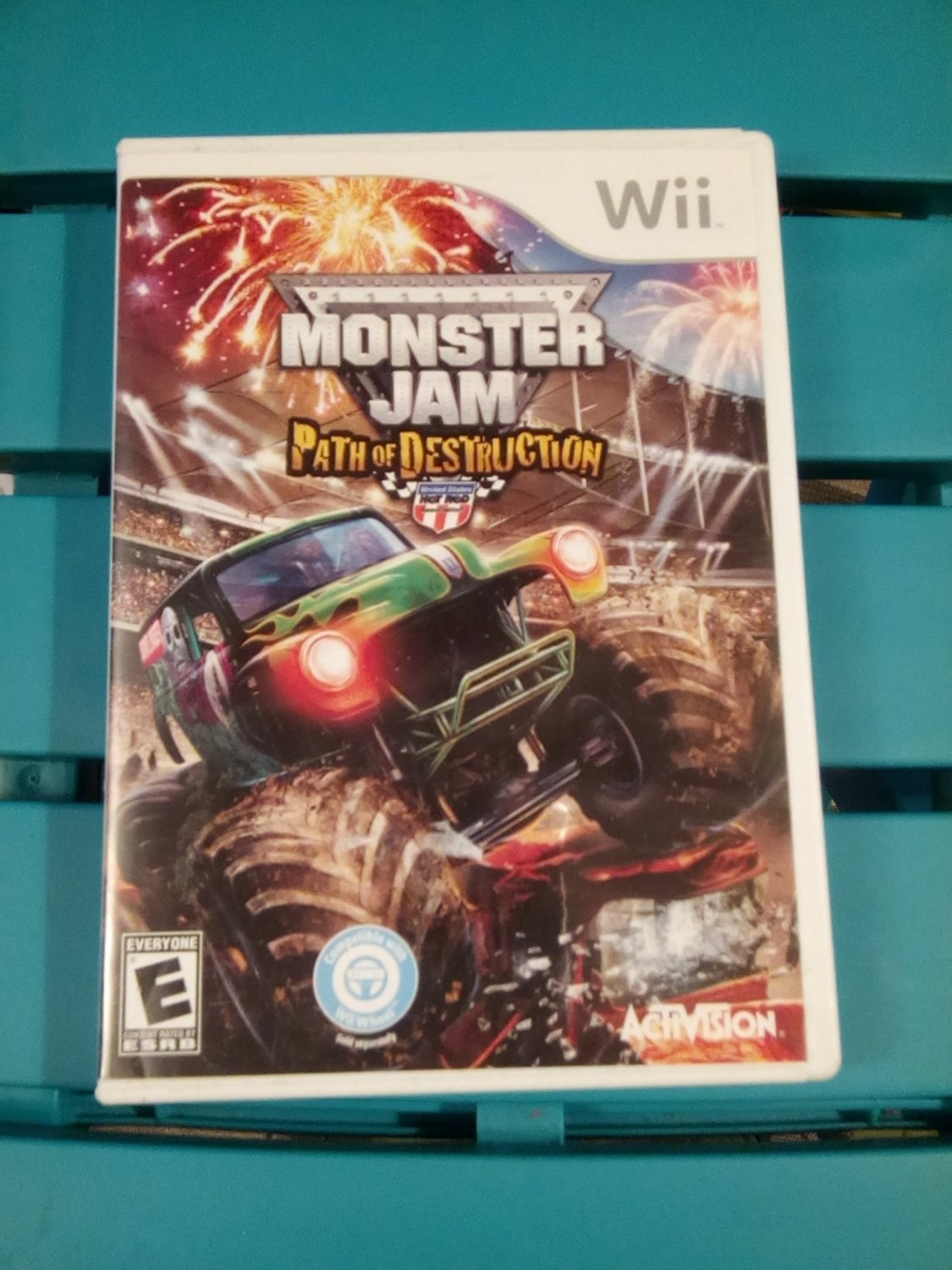 Monster Jam: Path of Destruction *Out Of Stock*