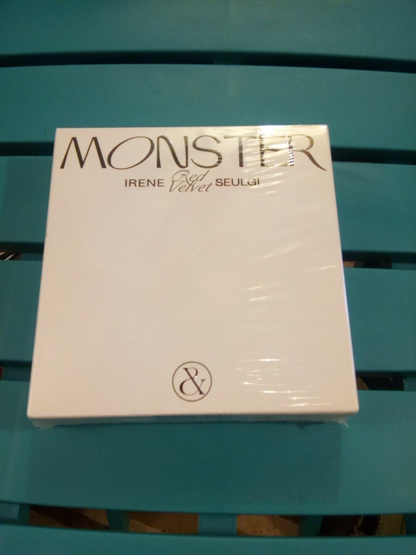 Irene & Seulgi: Monster