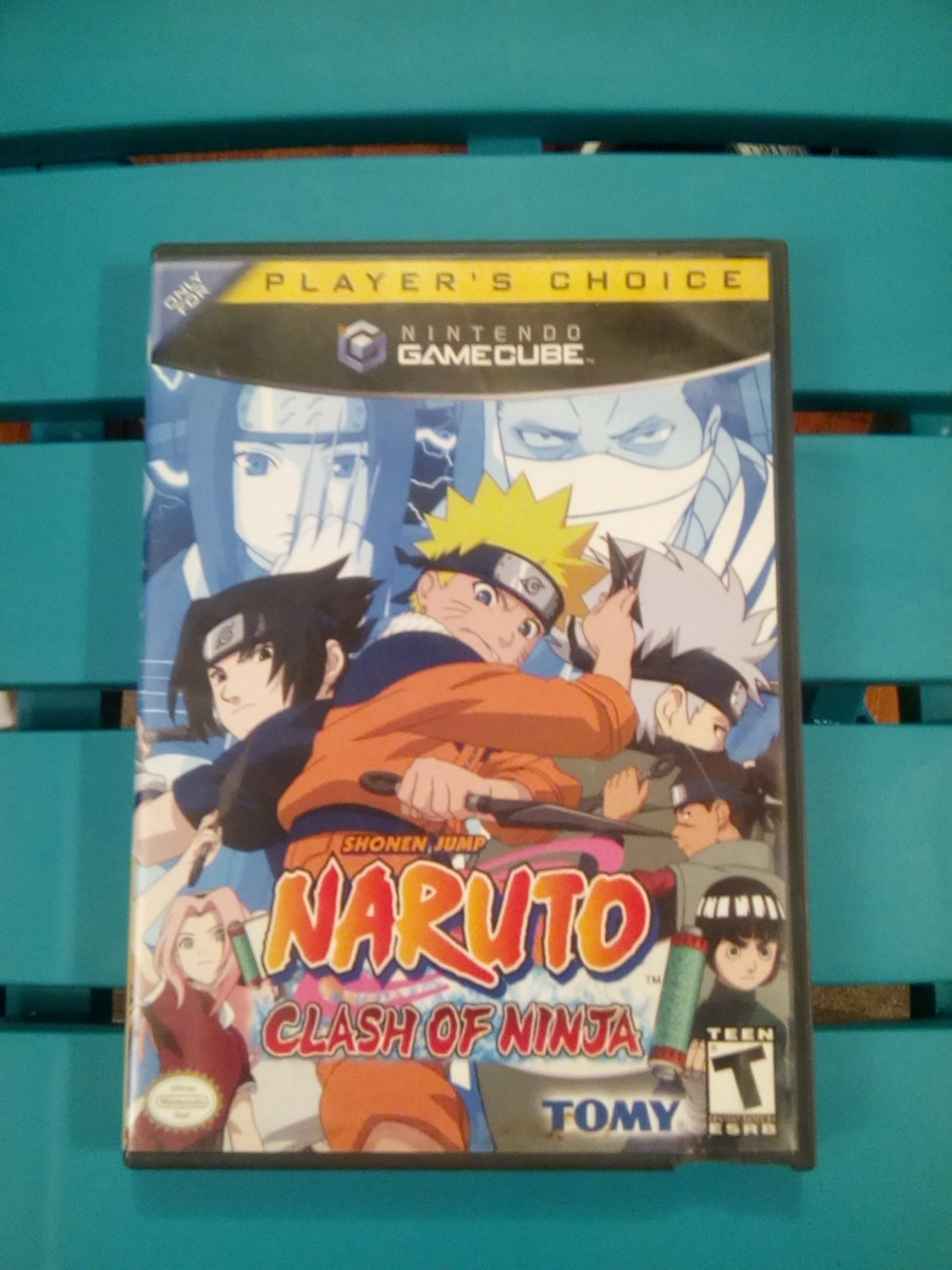 Naruto Clash Of Ninja [Player's Choice]