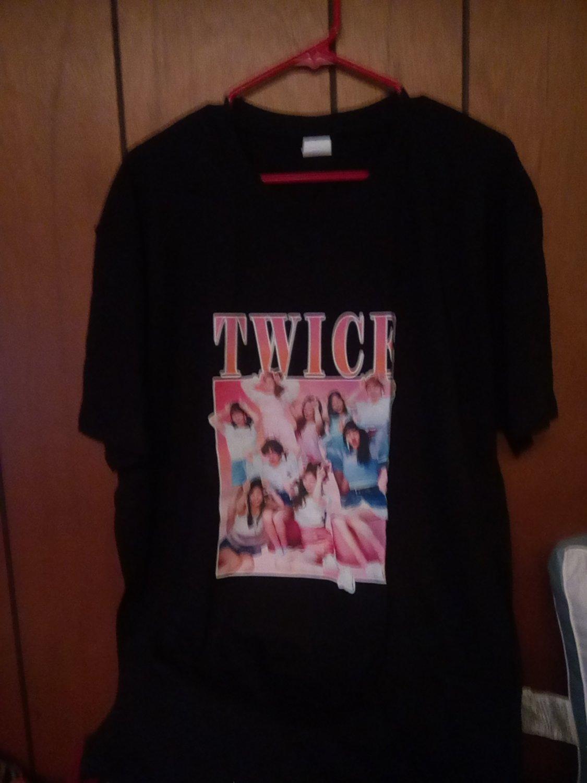 Twice (K-pop) Unofficial Tshirt