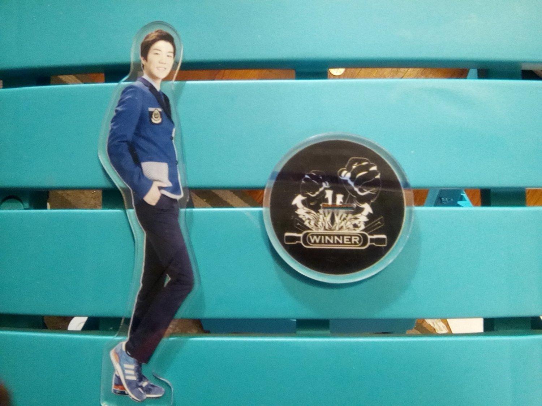 Winner (Kpop) Acrylic Figure