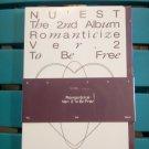 Nu'est - The 2nd Album 'Romanticize' (To Be Free Version)