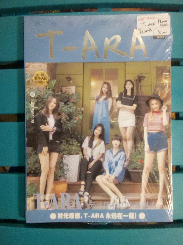 T - ARA Photobook