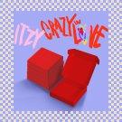 ITZY 1st Album [CRAZY IN LOVE] *Pre Order*