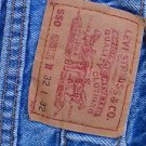 Levi's 550 Red Tab 32x32 Made In USA