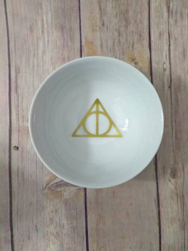 Harry Potter Ring Dish -Hyrule Love - Ring Trinket Dish - Always