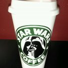 Darth Vader Star Wars reusable thermal coffee Travel Mug