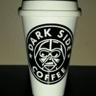 Star Wars- Darth Vader - Dark side coffee  Plastic Reusable Travel Mug