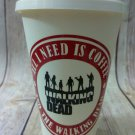 Walking Dead Coffee Cup - All I need is coffee and walking dead! Team Daryl cup