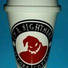 Nightmare Before Christmas Skellington Coffee plastic Travel Mug - Oogie Boogie