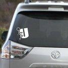 F@ck you Decal / Car Stickers - FU Stickers - Freak you Sticker