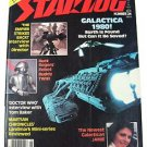 Vintage 1980 Starlog #34 Star Wars Empire Strikes Back Buck Rogers Galactica