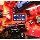 1998 Lionel Classic Trains Catalog O Scale Accessories Intermodal Crane 21752