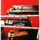 1984 Lionel O Scale Trains & Accessories Catalog Illustrate Guide 8404 8480 8458