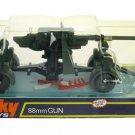 Vintage 1974 Dinky Meccano 656 WWII German 88mm Flak Gun Mint w/Box MIB