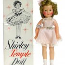 Vintage 1959 Ideal Shirley Temple Good Ship Lollipop Doll Tagged Dress w/Box
